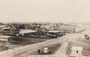 RP; OUTLOOK , Saskatchewan, 1900-10s : 2 Years Old