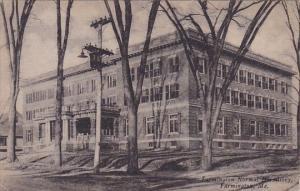 Maine Farmington Normal Darmtory 1922