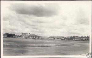 malaysia, Sarawak Borneo, KUCHING, Airport (1940s) RP
