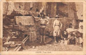B95209 cirene fonte apollo Libya africa