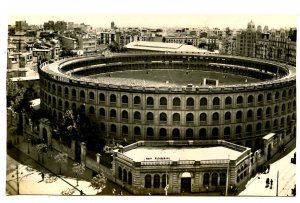 Spain - Valencia. Bull Ring   *RPPC