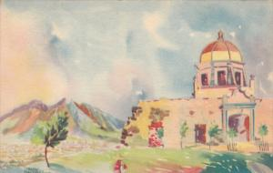 Church of the Obispado , MONTERREY , Mexico , 1930s