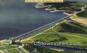 Grand River Dam Grand River Dam OK Unused