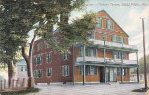 MARLBORO, Massachusetts, PU-1911; Williams Tavern