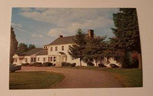 VTG postcard Greenlawn New Milford Connecticut Candlewood Mountain unused   374