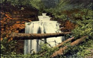 Falls, Ilion Gorge Utica NY Unused