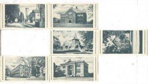 Tri-Fold, 13-Views of Middleboro, Massachusetts, PU-1907