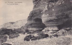 Les Falaises, Le Trou Au Chien, FECAMP (Seine Maritime), France, 1900-1910s