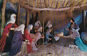 Tennessee Gatlinburg Christus Gardens The Nativity