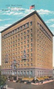 EL PASO , Texas , 1910s ; Hotel Cortez