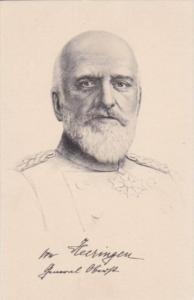 General Oberst von Heeringen