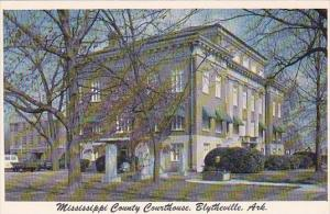 Arkansas Blytheville North Mississippi County Courthouse