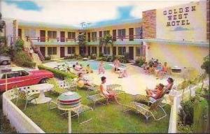 FL Ft Lauderdale Golden West Motel