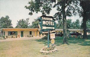 New York Niagara Falls The Sharon Motel