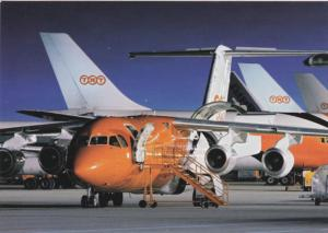 TNT Airways S.A. Jet Airplane , 80-90s