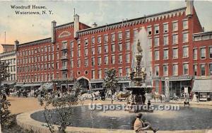 Woodruff House Watertown NY 1912