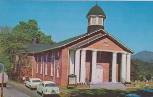 North Carolina Cullowhee Baptist Church