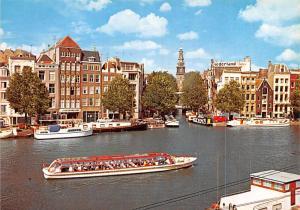 Amsterdam - Binnen Amstel