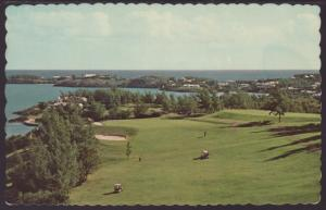 Castle Harbour Golf Course,Bermuda Postcard BIN