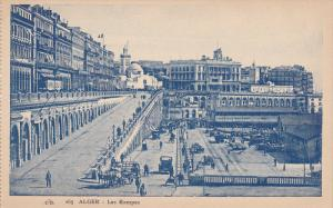 Les Rampes, Alger, Algeria, Africa, 1910-1920s