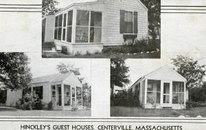 MA - Centreville. Hinckley's Guest Houses