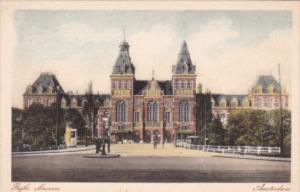 Netherlands Amsterdam Rijks Museum