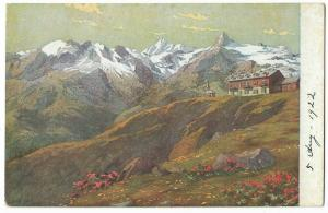 Hotel Schmittenhöhe 1922 01.16