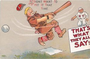 Artist Dwig Artist Dwig Baseball 1908