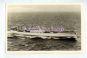 pf0323 - Swedish East Asia Cargo Ship - Sudan , built 1953 - postcard