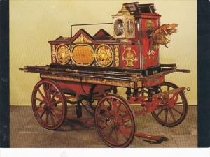 Horse Drawn Fire Engine Built By Merryweather & Son 1862 The Museum Of Lo...