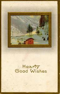 Hearty Good Wishes  (Winsch)