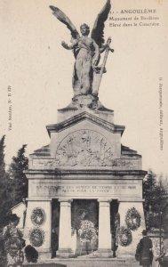 ANGOULEME , France , 00-10s ; Monument de Bardines