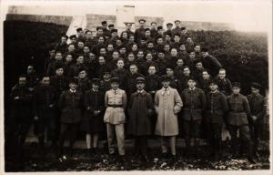 CPA  Militaire - Soldats - Soldiers - Photo Postcard  (696906)