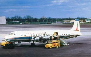 Eastern Airlines - DC-7 in 1959