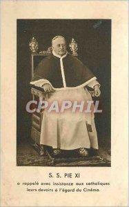 Image Pope Pius Xi recalled emphatically Catholics homework has the respect o...