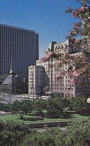 Exterior,  Lord Elgin Hotel,  Ottawa,  Ontario,  Canada,   40-60s