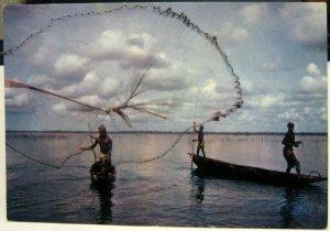 Kenya Net Fishing - unposted