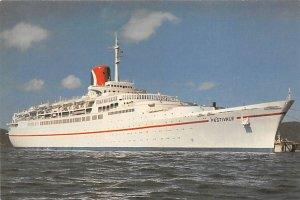 Festival Carnival Cruise Line Ship Unused