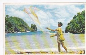 Jamaica Native Fisherman 1955
