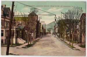 Pine St. Corning NY