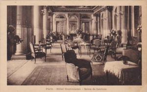 France Paris Hotel Continental Salon de Lecture 1929