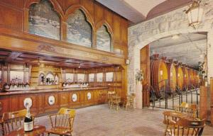 California St Helena The Christian Brothers Wine and Champagne Cellar
