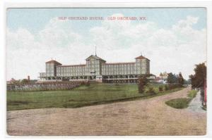 Old Orchard House Maine 1910c postcard