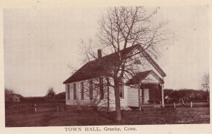 GRANBY, Connecticut , 00-10s ;Town Hall