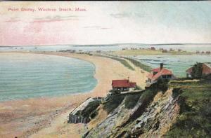 Massachusetts Winthrop Beach Point Shirley