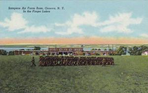 Sampson Air Force Base Geneva New York