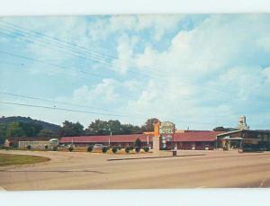Unused Pre-1980 MOTEL SCENE Huntington West Virginia WV HJ8252@