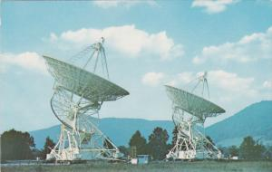 GREEN BANK, West Virginia, 1940-1960´s; National Radio Astronomy Observatory...