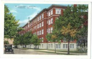 St. Margaret's Hospital, Hammond, Indiana, IN, White Border