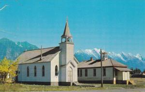 Catholic Church and Public Schoolhouse, St. Anthony's Church, Built in 1897 b...